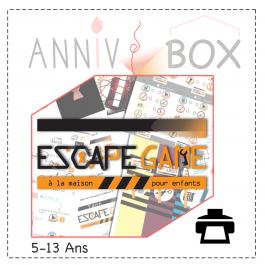 annivbox escape game anniversaire enfant kitetcap pdf à imprimer