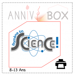 annivbox experiences sciences anniversaire enfant kitetcap pdf à imprimer