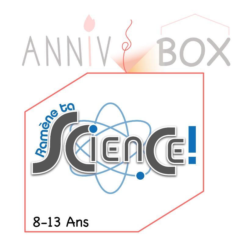 experiences scientifiques anniversaire enfant